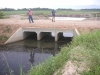 Fish friendly road culvert