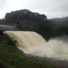 This spillway design damages and kills most big fish